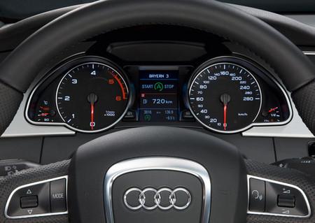 Audi Start&Stop Cuadro mandos