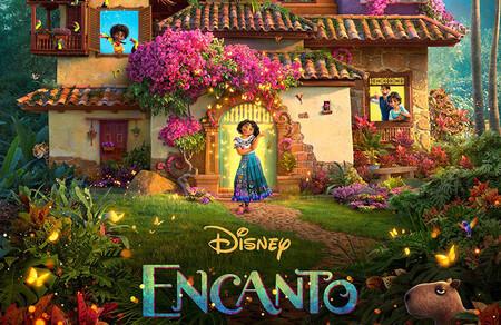 'Encanto': Disney comparte nuevo tráiler y poster de su próxima película animada inspirada en Colombia