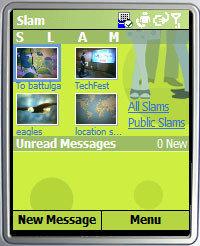 Slam, redes sociales en el móvil de la mano de Microsoft