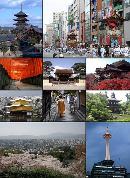 Kyoto Montage