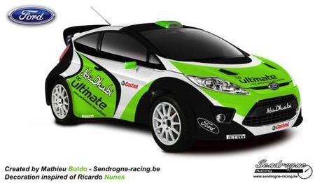 M-Sport si tendrá listo el nuevo Fiesta S2000
