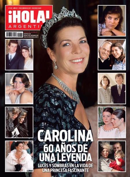 Cumpleaños reales: los 60 de Carolina