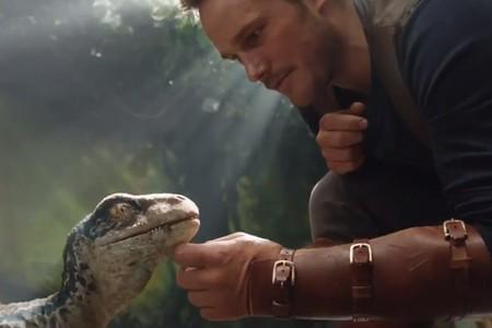Tras ver el primer teaser de 'Jurassic World: El reino caído' necesitamos un velociraptor en nuestra vida