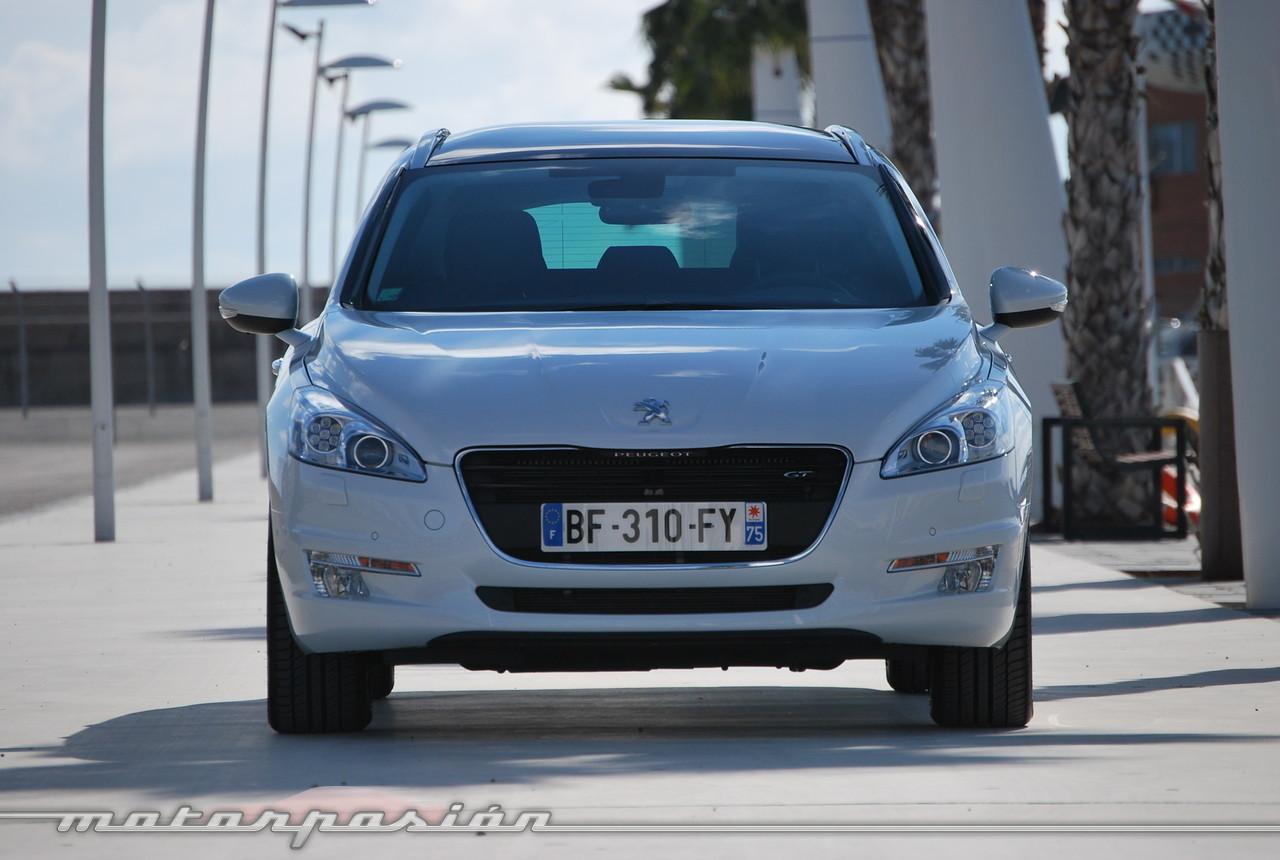 Foto de Peugeot 508 y 508 SW (presentación) (117/118)