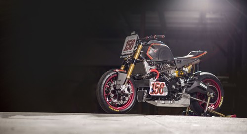 Victory Project 156, conocemos la moto completa en la tercera entrega