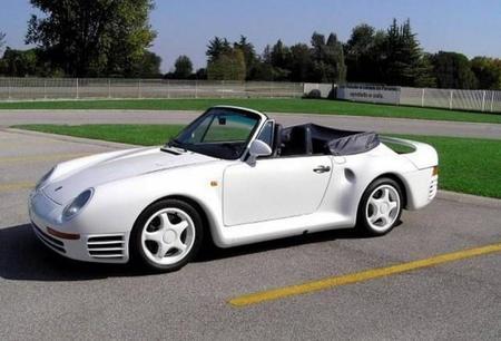 A la venta el único Porsche 959 Speedster