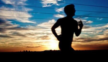 Las nueve de la tarde, una hora perfecta para salir a correr en verano