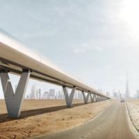 En Hyperloop ya piensan en introducir coches autónomos dentro de su sistema de tubos de alta velocidad