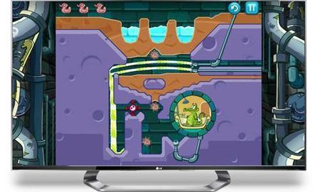 LG anuncia populares juegos de tabletas, en sus televisores