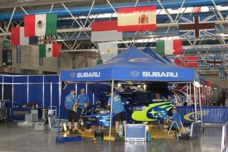 El Gran Hermano de los mecánicos del WRC