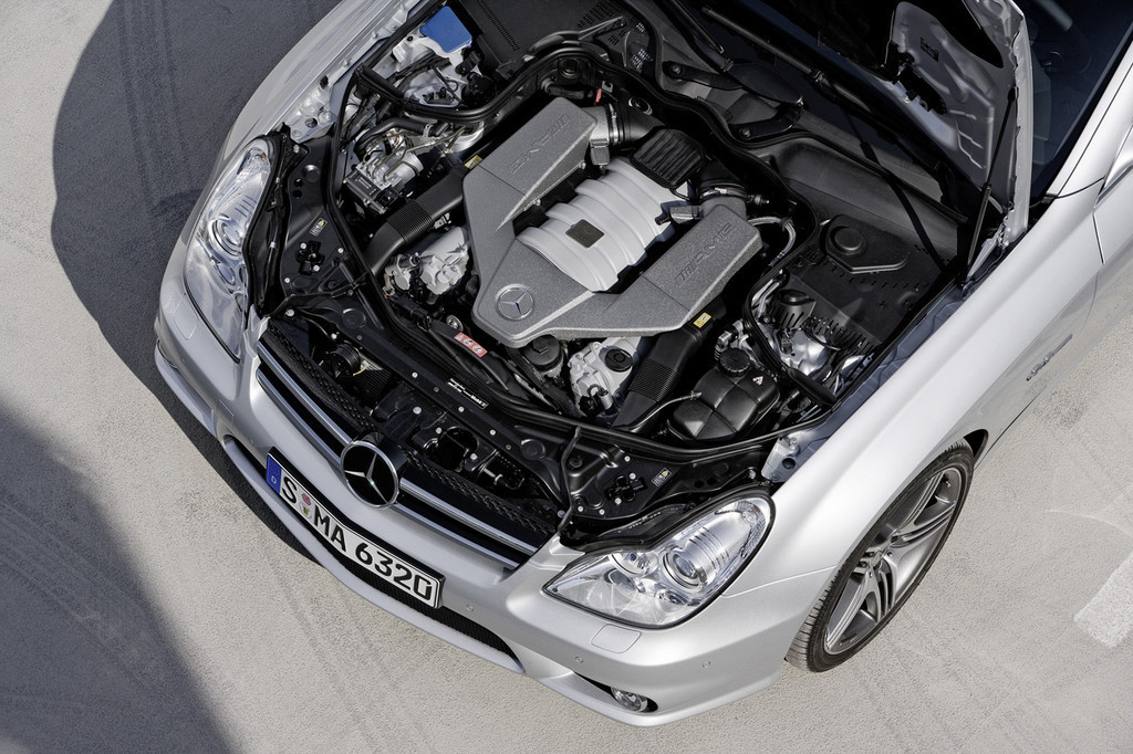 Foto de Mercedes-Benz Clase CLS 2008 (13/14)