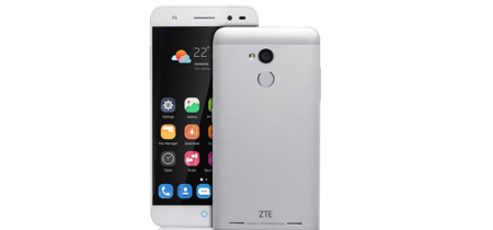 ZTE Blade L7, lector de huellas y flash frontal por menos de 100 euros