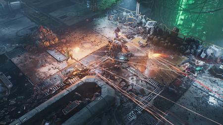 The Ascent se cuela como el tercer juego más vendido en Steam, en otra semana de éxito para el MMO New World