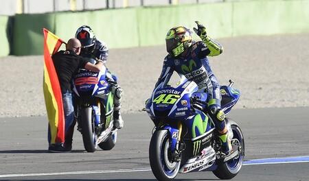 Rossi Valencia Motogp 2015