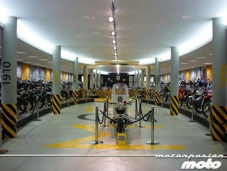 Tres museos de la moto, Basella, Barcelona y Canillo con una única entrada.
