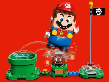 Nuevo set de LEGO de Super Mario: aplasta Goombas y recolecta monedas como en el videojuego, pero en la vida real