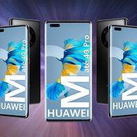 Huawei Mate 40 Pro y Huawei Mate 40 Pro+: los más potentes de Huawei estrenan el Kirin 9000 y cambian notch por perforación doble