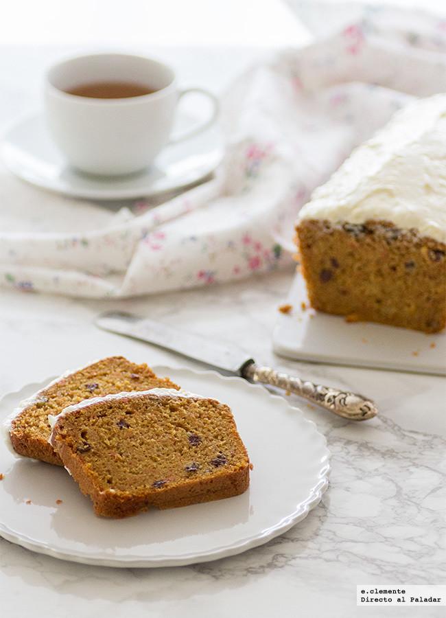 Tarta Zanahoria Carrot Cake