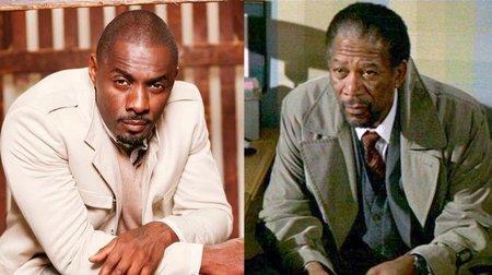Idris Elba sustituye a Morgan Freeman como Alex Cross