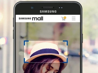 Samsung Mall, reconocimiento de objetos con ayuda de Bixby al servicio de las compras