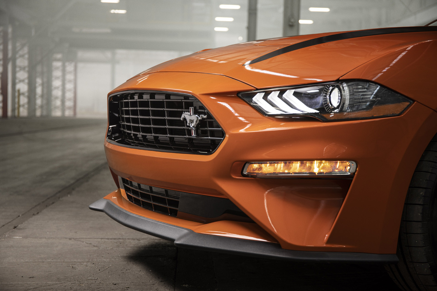 Foto de Ford Mustang High Performance Package 2020 (2/20)