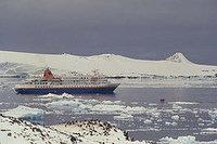 Chinos hasta en la Antártida