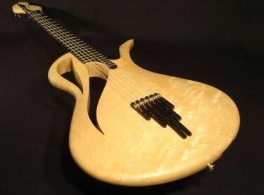Guitarra con conexión Firewire