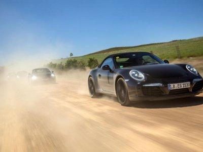 Porsche nos muestra 19 imágenes del desarrollo del nuevo 911
