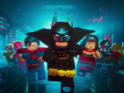 'Lego Batman: La película', primeros trailers: ¡el hombre murciélago puede ser divertido!