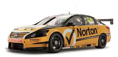 Nissan regresa como equipo oficial a la V8 Supercars