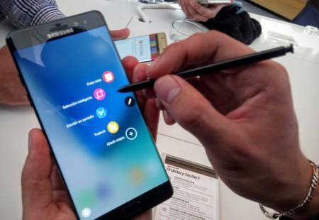 Samsung Galaxy Note 7 Software