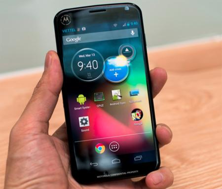 Un Motorola desconocido aparece en escena, ¿con influencia Google?