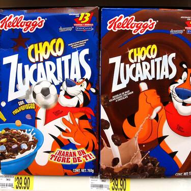 ¿Por qué ya no aparecen personajes en las cajas de cereal?