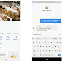 Google Maps nos permitirá chatear con los negocios locales: así funcionará en Android y iPhone