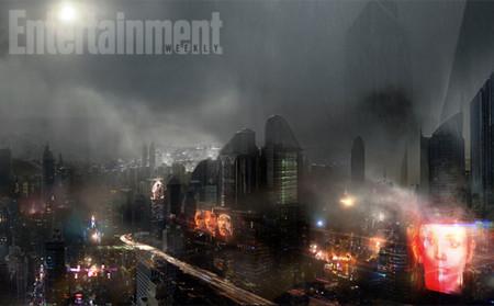 'Blade Runner 2', primeras imágenes del arte conceptual