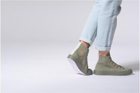 Las zapatillas Converse perfectas para el otoño por 49,99 euros