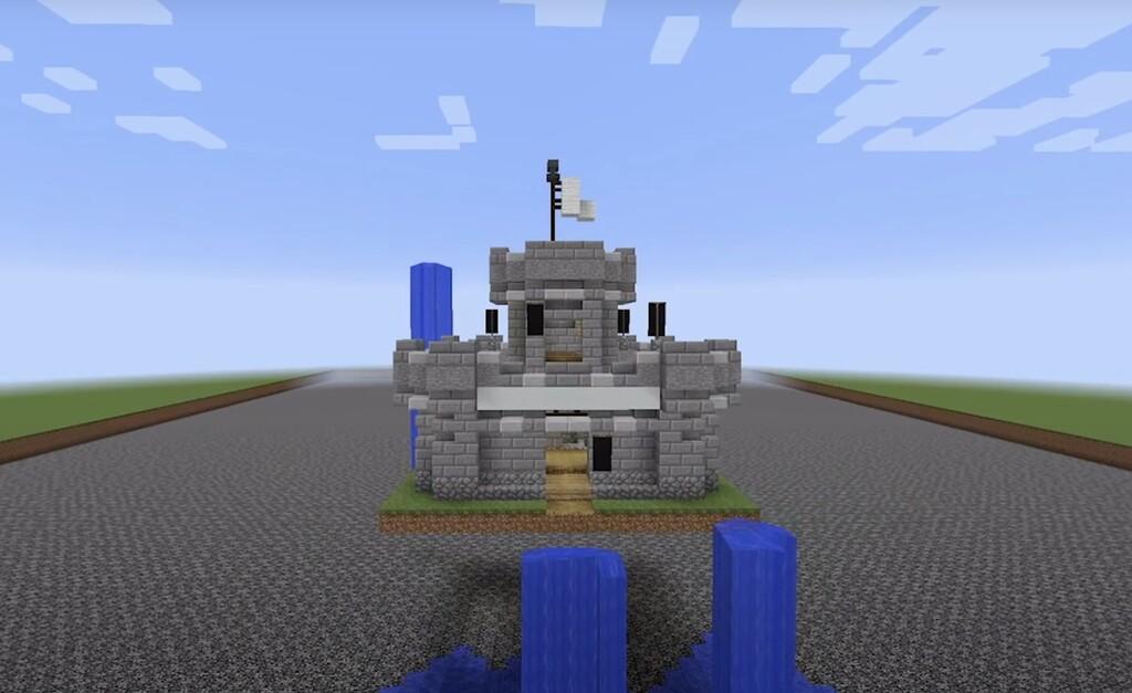 Esta IA es capaz de regenerar edificios, árboles y hasta orugas en movimiento dentro de Minecraft