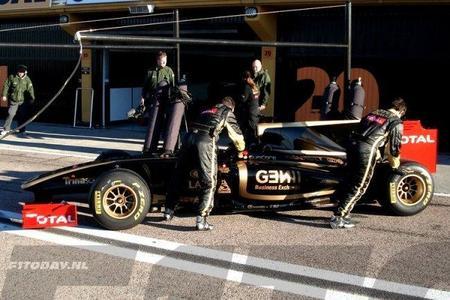 Cazan al Lotus Renault GP R31, o al menos a una versión híbrida