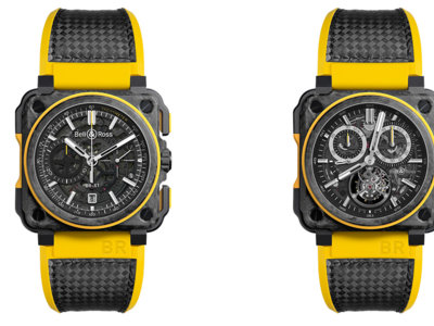 Bell&Ross te lo pone difícil si quieres comprar su reloj celebración inspirado en el Renault F1 Team