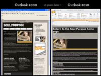 Outlook 2010 seguirá usando un motor de HTML obsoleto
