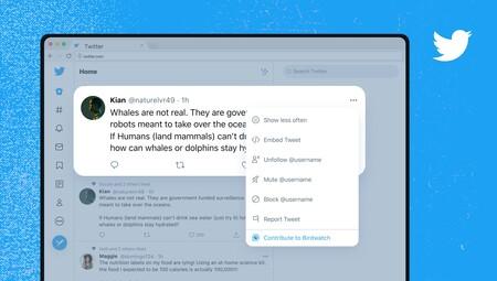 """Twitter anuncia el lanzamiento de Birdwatch, una plataforma para detectar """"tuits engañosos"""" con la colaboración de la comunidad"""