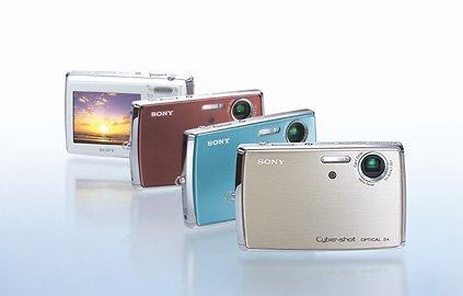 Sony anuncia en Japón la CyberShot T33, una hermana de la T3