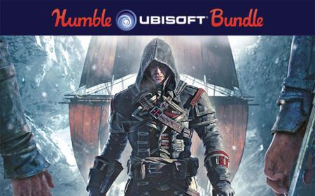 Humble Bundle presenta su nuevo paquete con videojuegos de Ubisoft