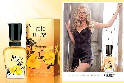 Kate Summer Time, lo nuevo de Kate Moss para el verano