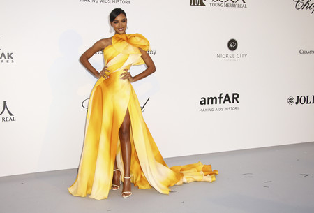 Jasmine Tookes gala amfar 2019