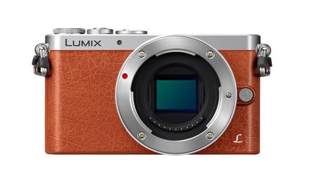 Lumix GM1 naranja
