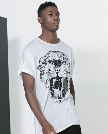 Animal print Zara