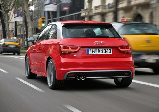 Audi A1 Attracted