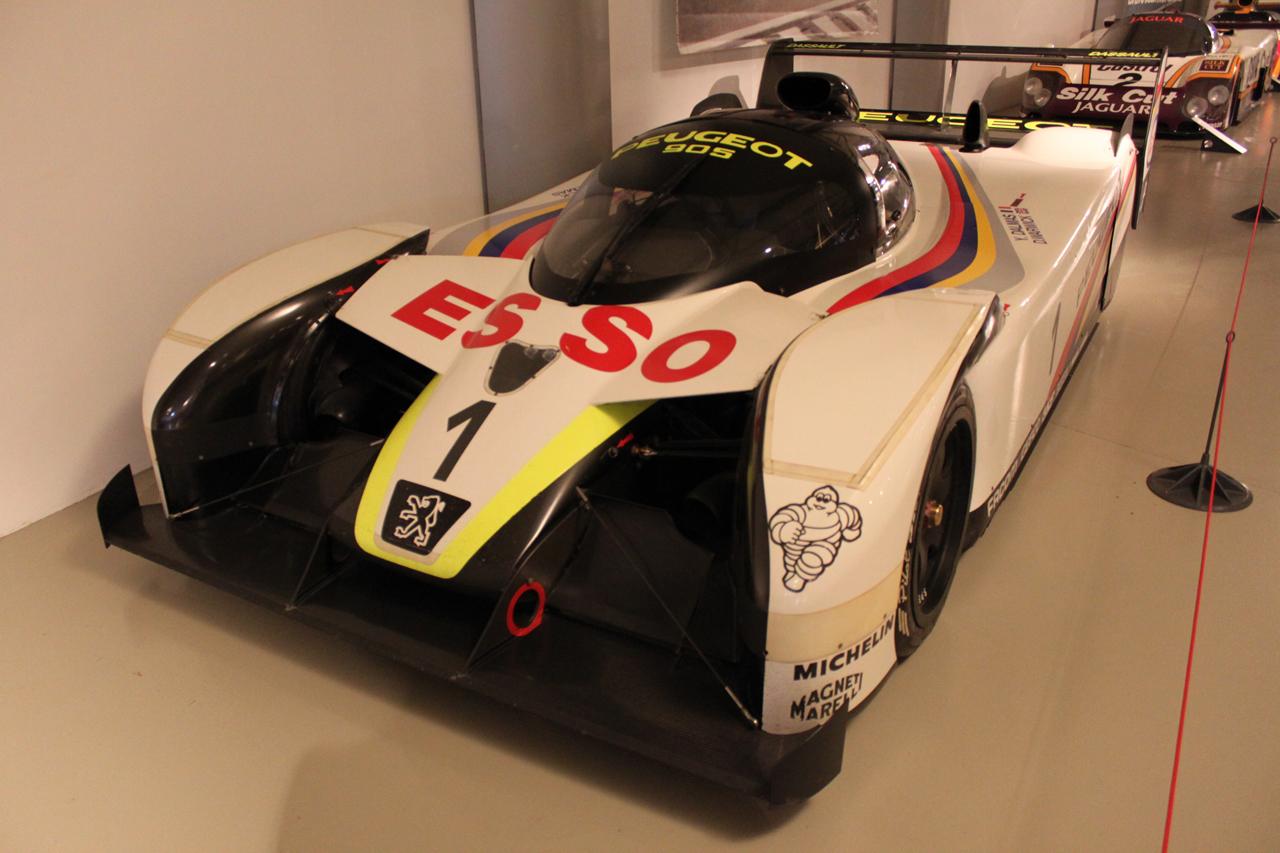 Foto de Museo 24 horas de Le Mans (246/246)