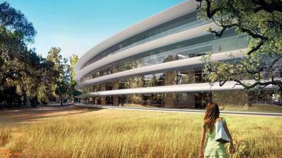 Apple envía los planes de construcción de la segunda fase de su nuevo Campus
